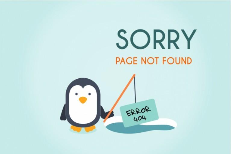 Gợi ý 5 cách thể hiện trang 404 Error hiệu quả nhất