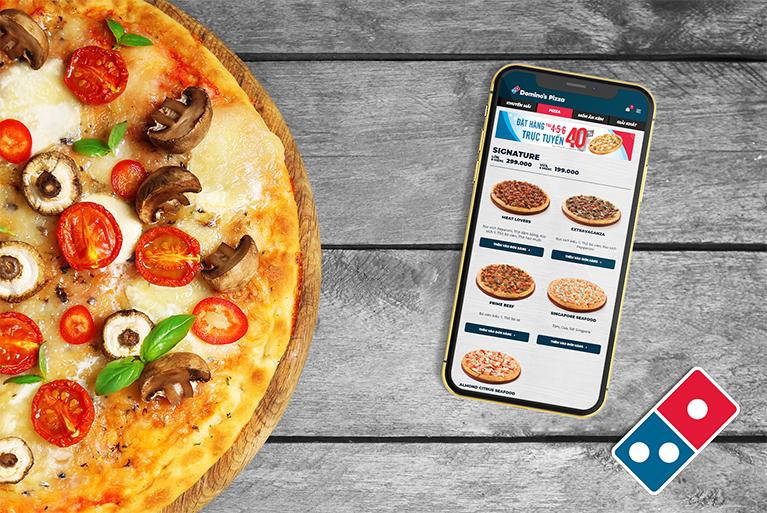 3 lý do vì sao nhà hàng pizza của bạn cần một website